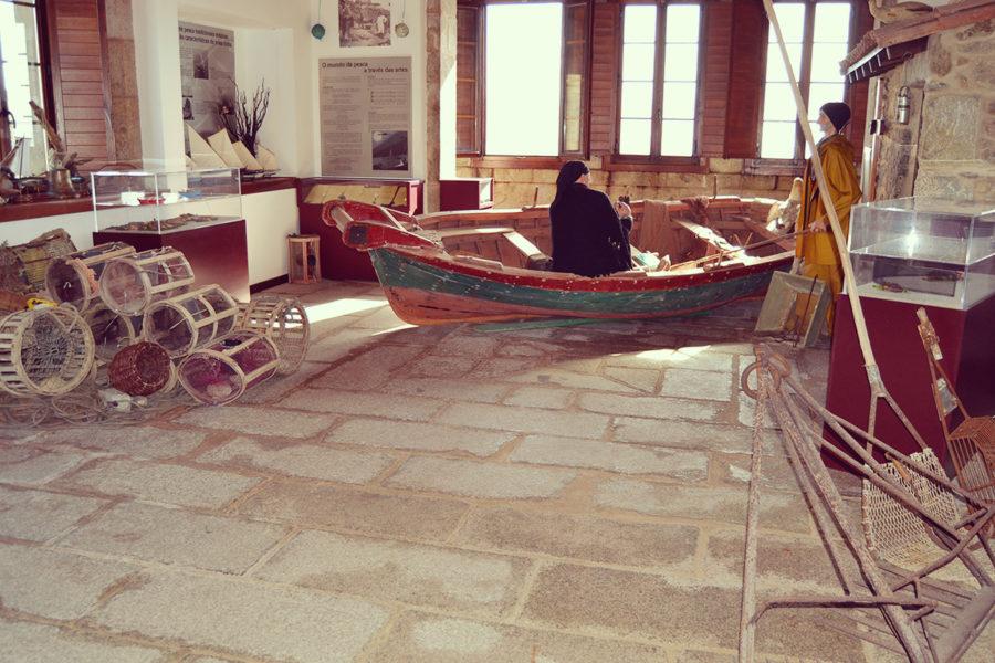Museo de pesca de Fisterra - Red Rema