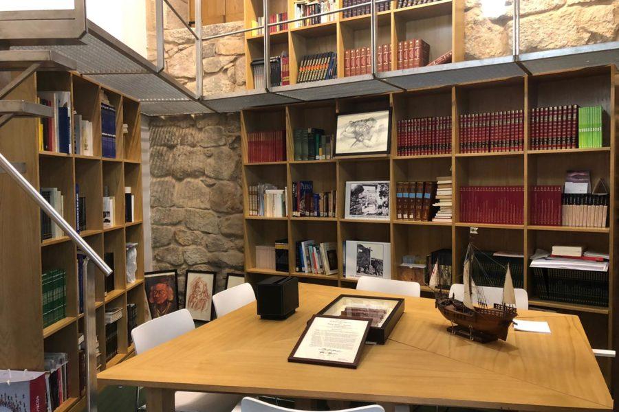 Biblioteca Museo Casa Colón