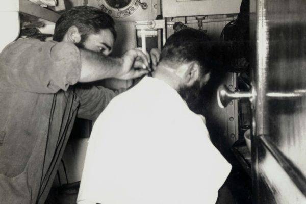 055 A Hair-Trim